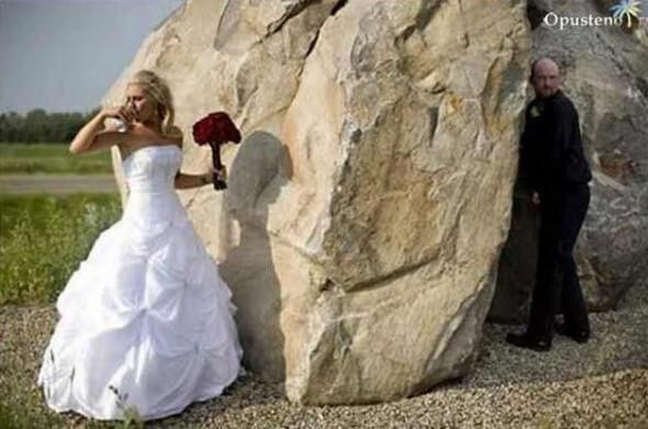 hilarious wedding photo fails 3