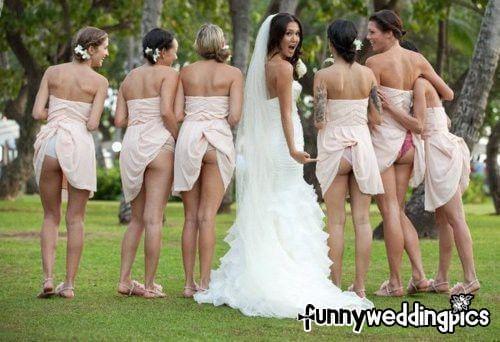 hilarious wedding photo fails 4