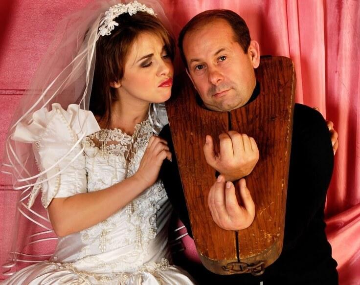 hilarious wedding photo fails 5