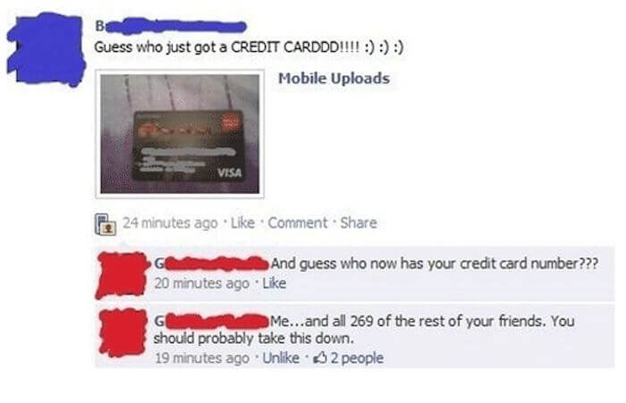credit card for dumb people 2