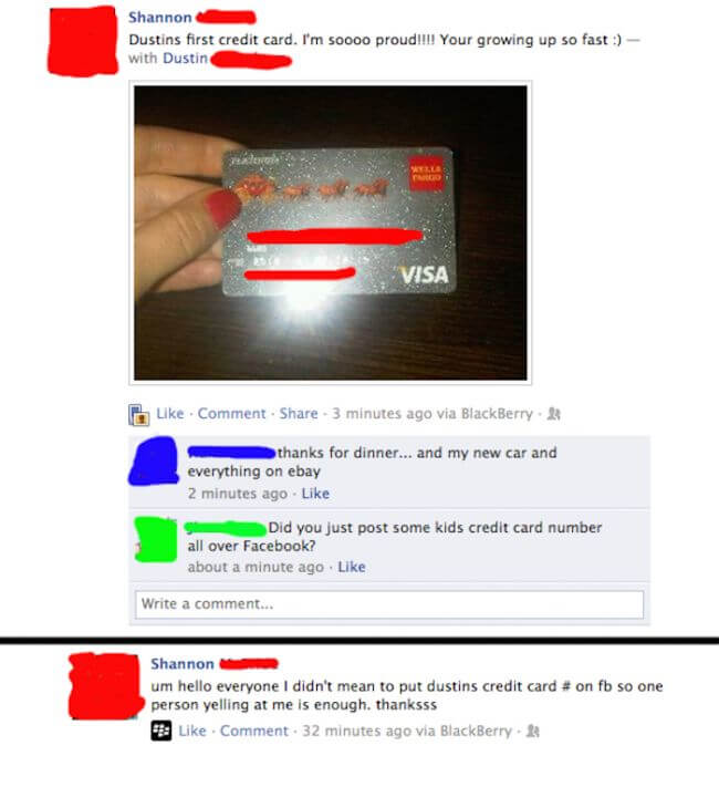 credit card for dumb people 3