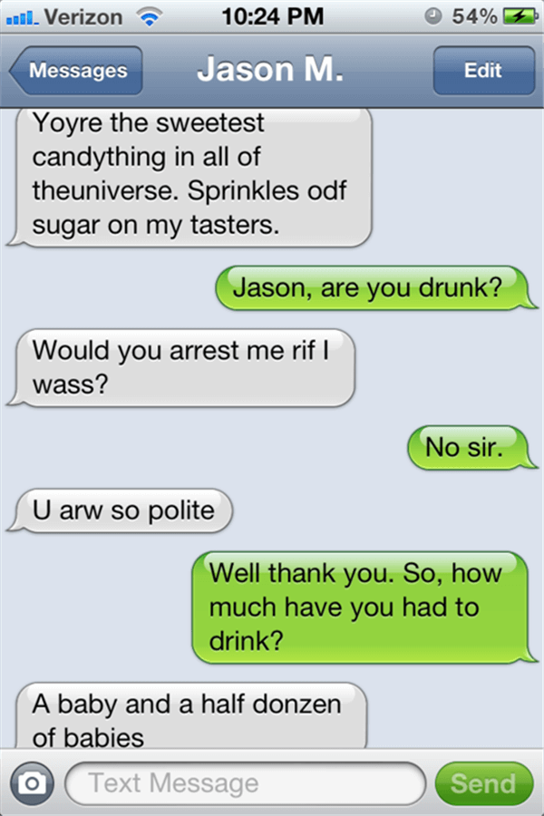 best drunk texts youve ever read 5