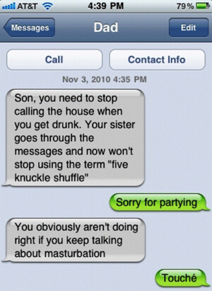 hilariously creative text replies 2