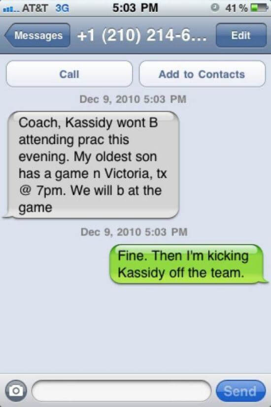 wrong number fails 7
