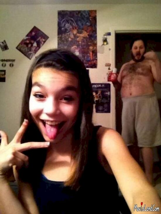 greatest dad photobombs ever 10