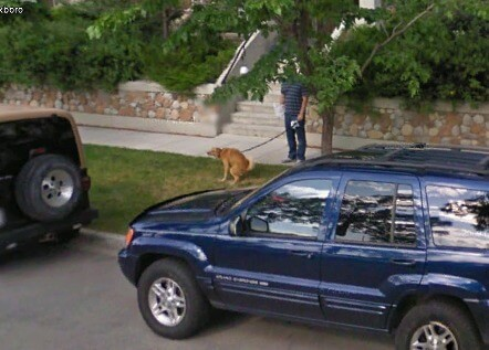 hilarious images caught on google maps street view 14