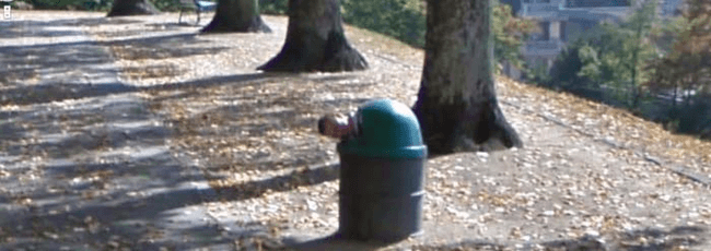 hilarious images caught on google maps street view 15