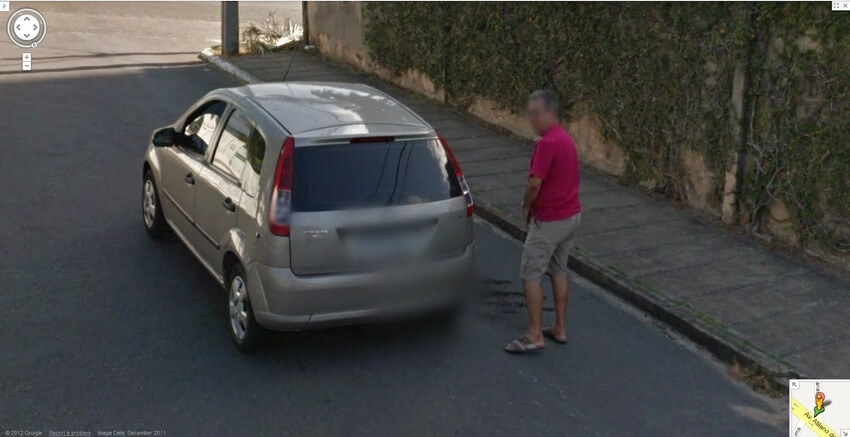 hilarious images caught on google maps street view 19