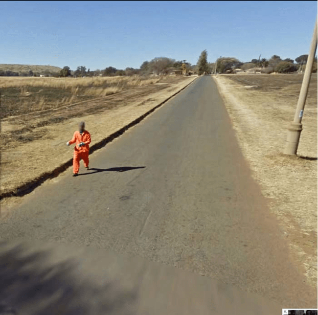 hilarious images caught on google maps street view 2