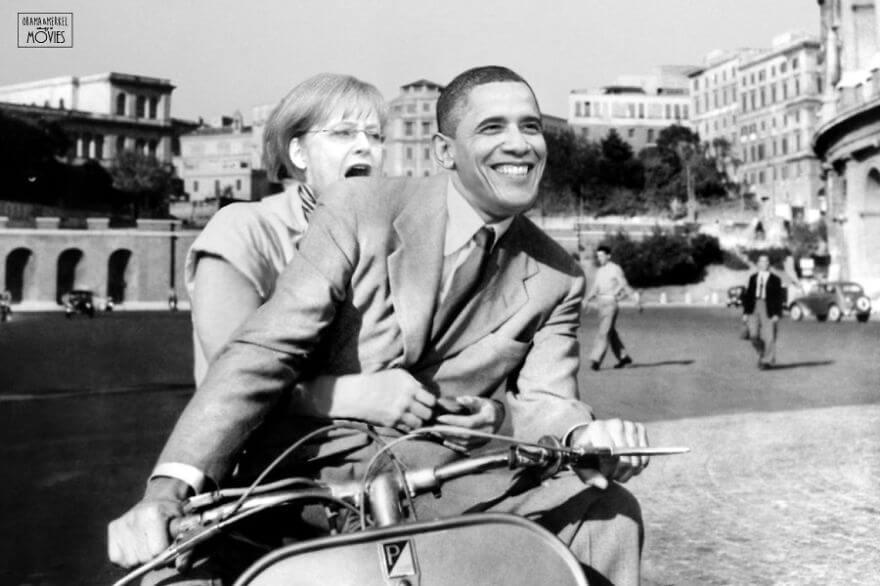 obama merkel putin famous movies 12