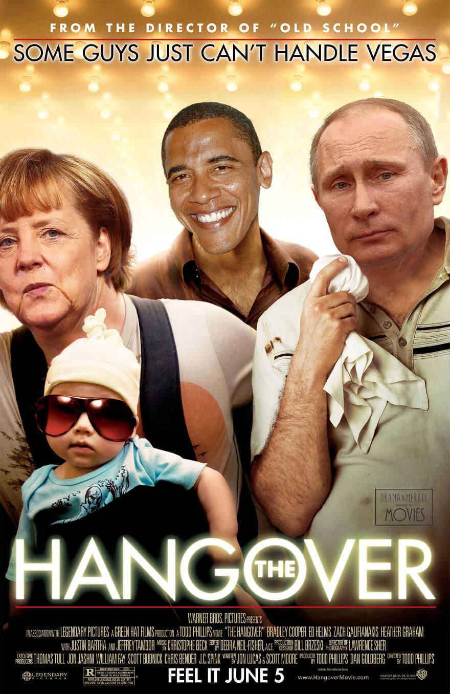 obama merkel putin famous movies 7