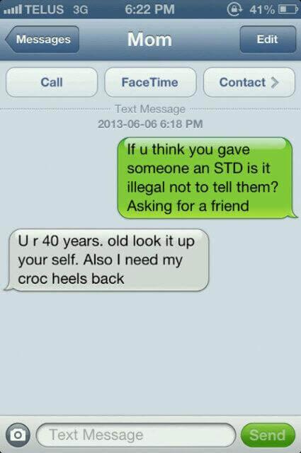 text pranks 1-4