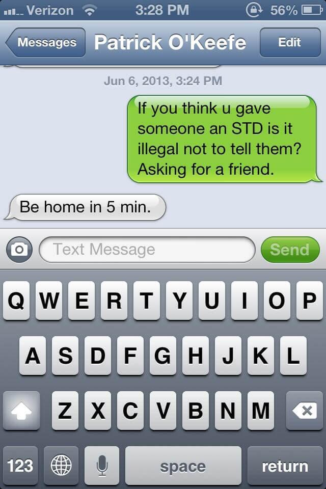 text pranks 1-5