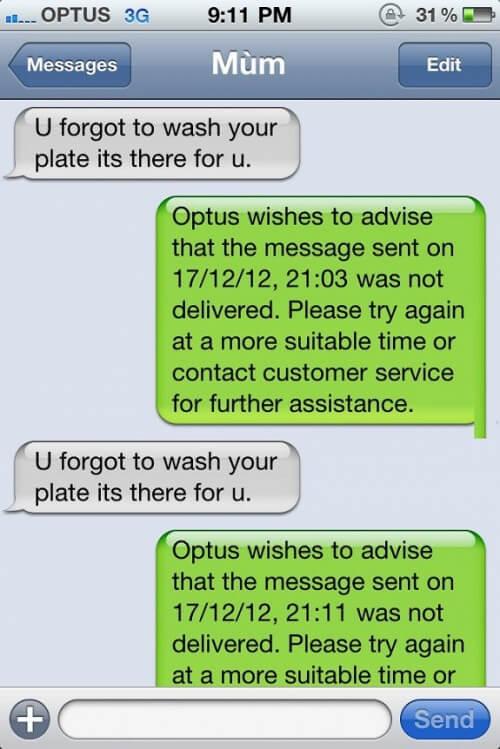 12 Text Pranks