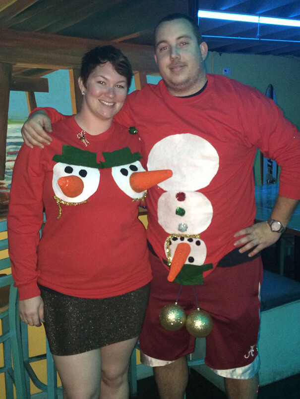 ugliest christmas sweaters ever 13