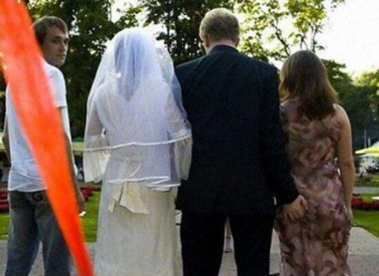 wtf wedding photos 15