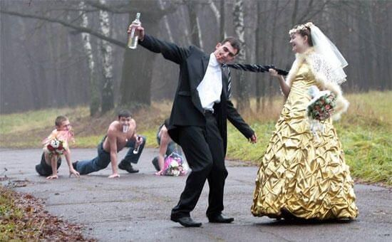 wtf wedding photos 24