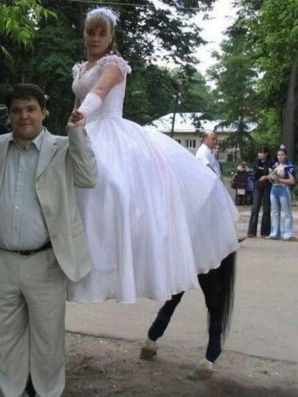 wtf wedding photos 5