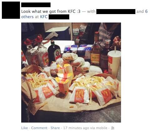 awkwardest facebook pictures ever 11