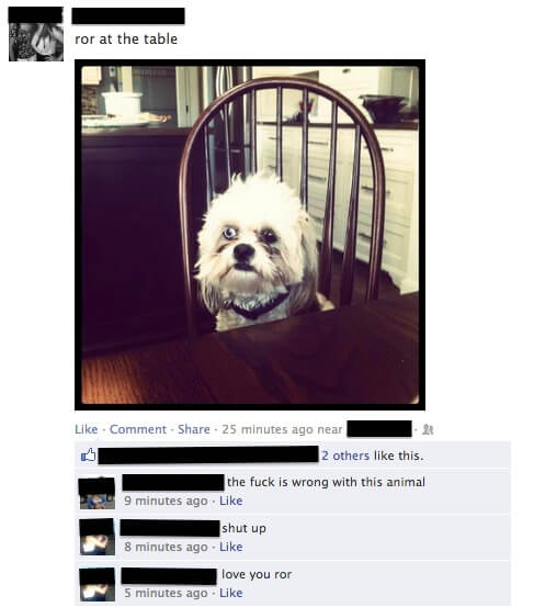 awkwardest facebook pictures ever 15