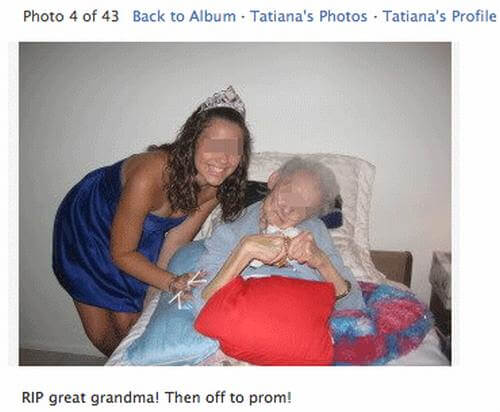 awkwardest facebook pictures ever 3
