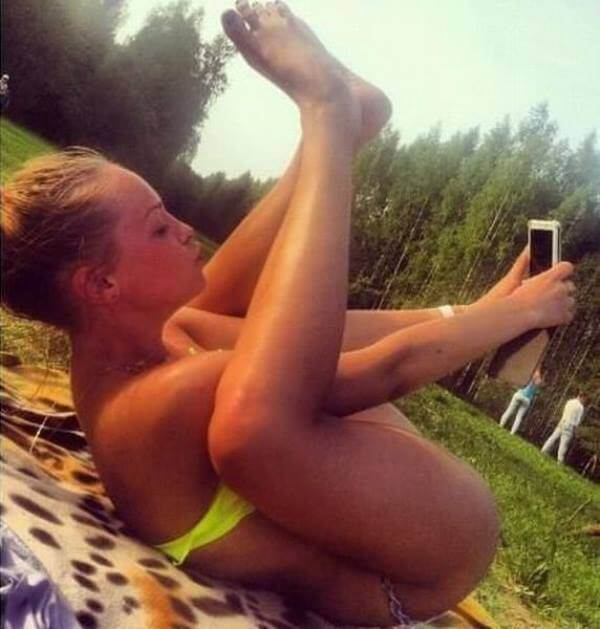 funniest selfies ever 11