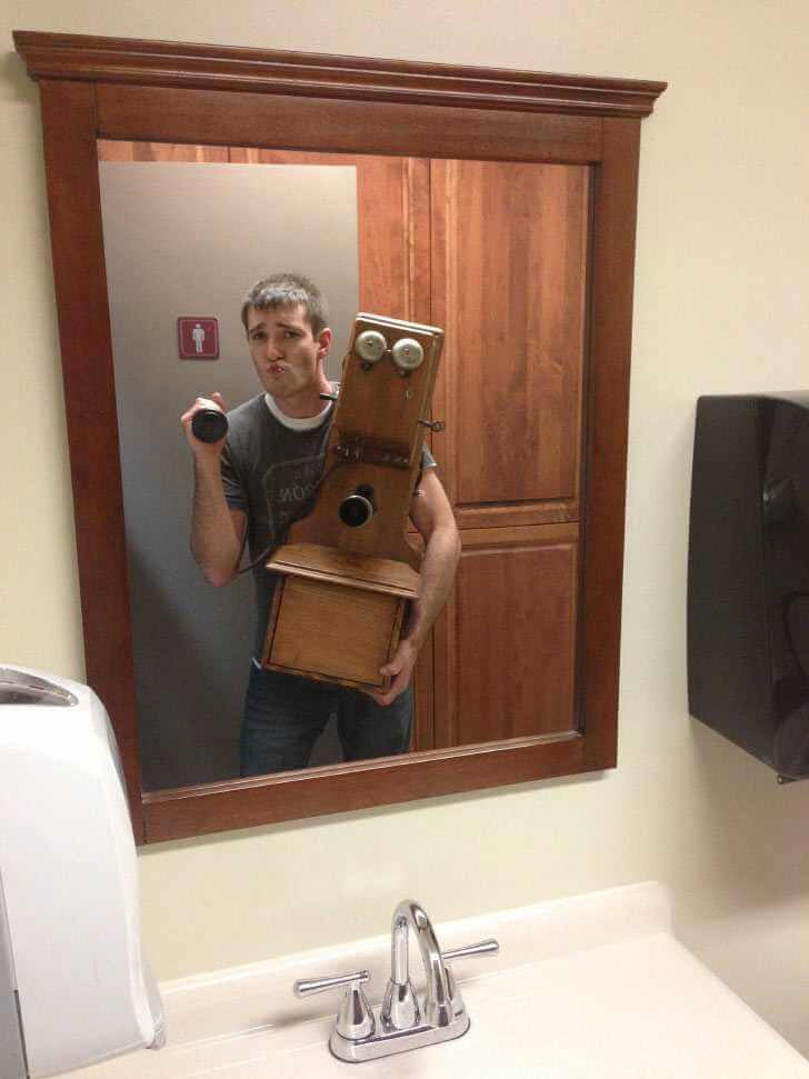 funniest selfies ever 4