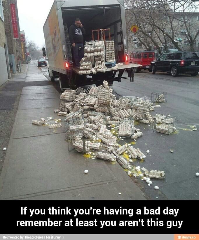 People Who Had A Worse Day Than You 25 Photos Page 2