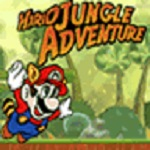 Mario Jungle Adventure game