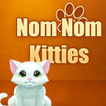 Nom Nom Kitties game