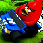 Poultry ACE Downhill game