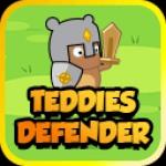 Teddies Defender game