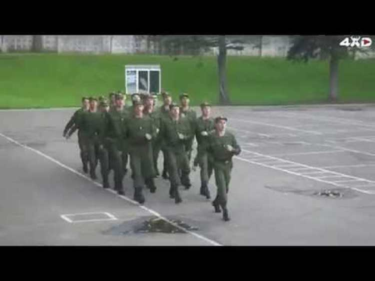 Russian Soldiers Sing Barbie Girl