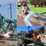 people-having-fun-with-statues