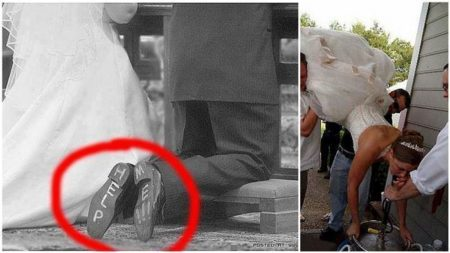Most Hilarious Wedding Photos Ever