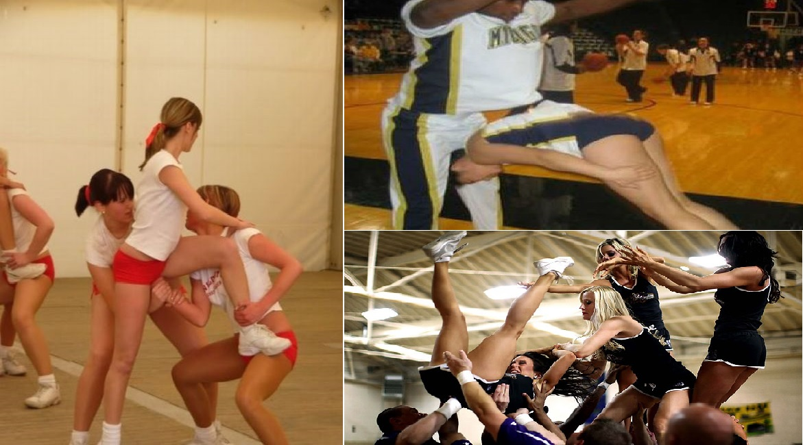 Cheerleaders Who Failed So Hard They Won