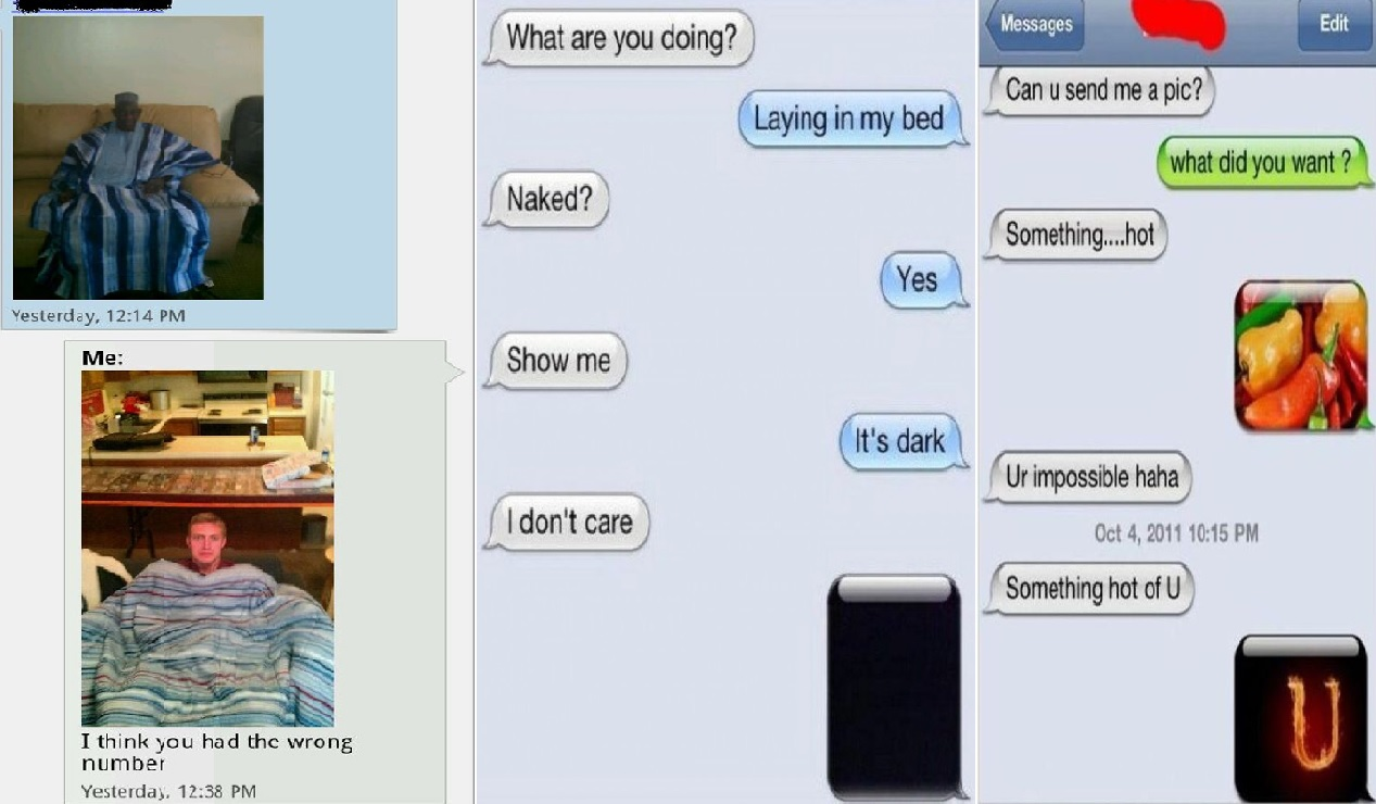 Hilariously Creative Text Replies