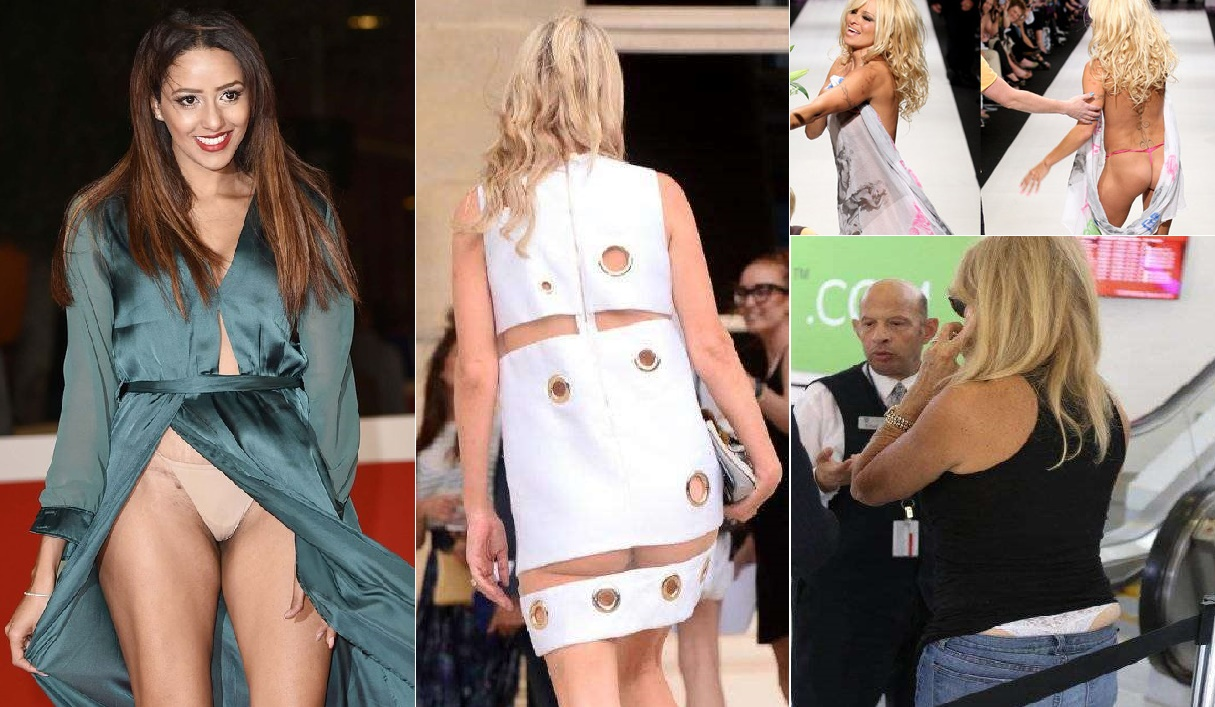 Hollywoods Wardrobe Fails