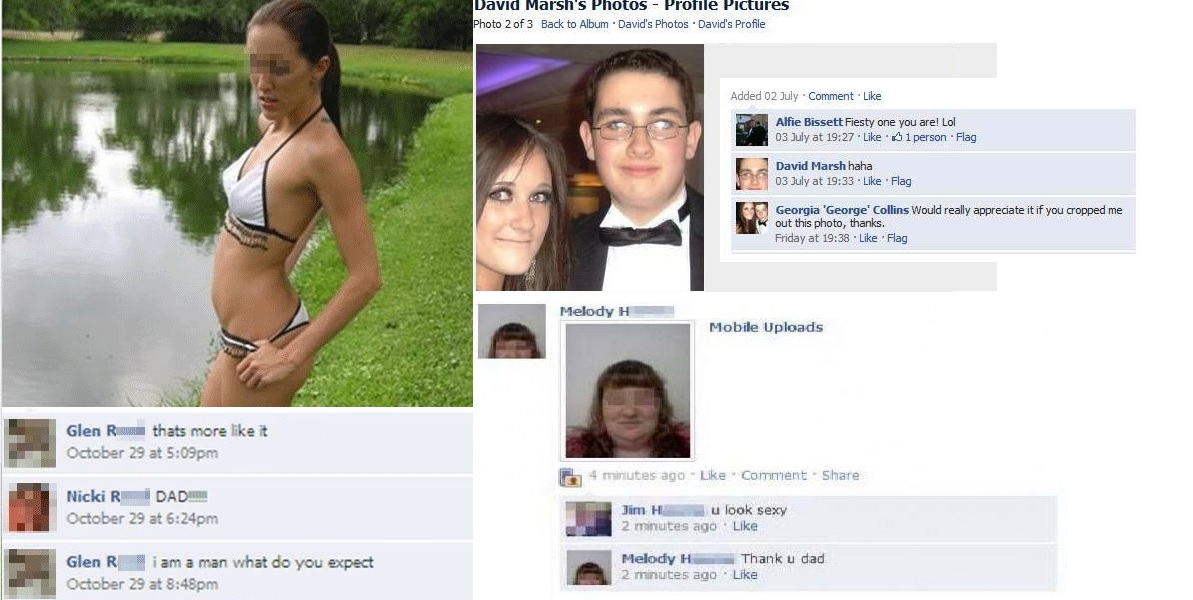 The 20 Awkwardest Facebook Pictures Ever