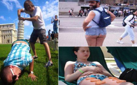 Worst Tourist Photos