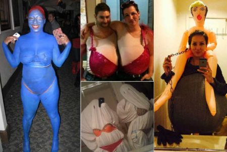 Pathetic Halloween Costumes