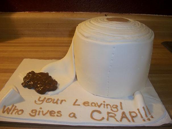 hilarious farewell cakes 10
