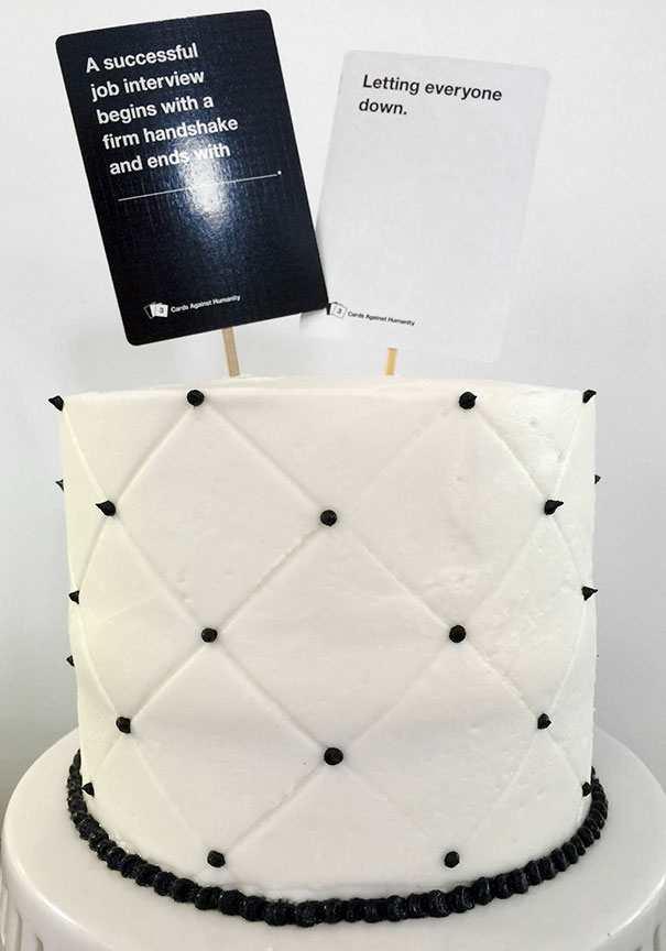 hilarious farewell cakes 7