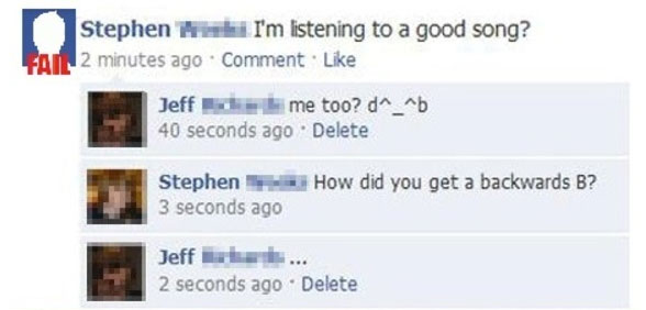 funny facebook wins and fails 5