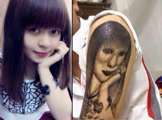 hilarious tattoo fails 1