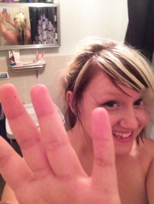 selfie fails 5