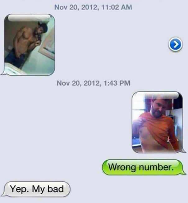 funniest replies to wrong number 9