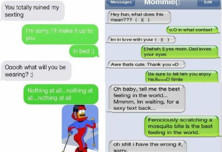 When Sexting Goes Wrong