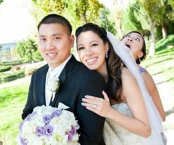 Women Outshine Bride 18