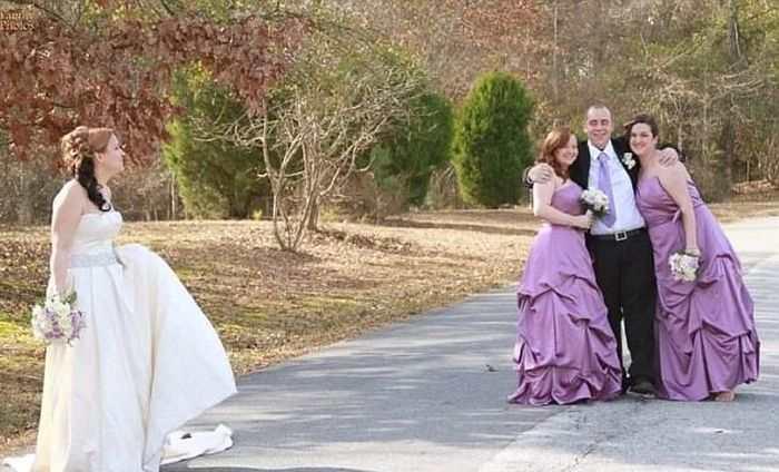 Women Outshine Bride 2